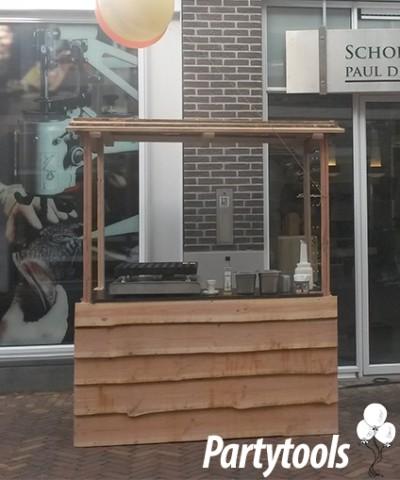 poffertjeskar huren in regio Vlissingen
